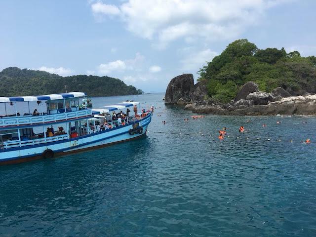 เกาะช้างเป็นเกาะที่ใหญ่ที่สุดในจังหวัดตาลและใหญ๋เป็นอันดับของรองจากภูเก็ต