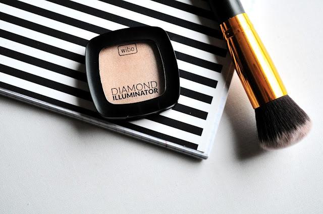 Wibo | Diamond Illuminator | rozświetlacz prasowany - recenzja