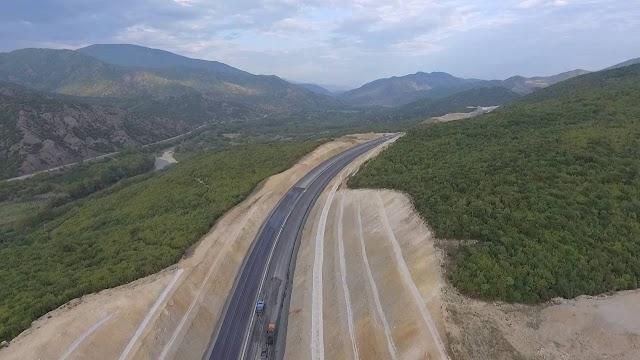 Neue mazedonische Regierung stoppt auch fast fertige Autobahn ab Demir Kapija