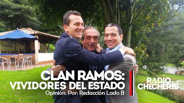 El Clan Ramos: vividores del Estado