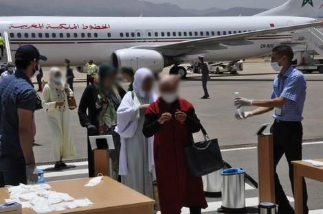 عدم اسقرار الحالة الوبائية يعيق عودة أفراد الجالية المغربية بالخارج