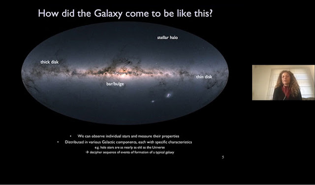 How did the Milky Way come about? (Source: Amina Helmi, APS April 2020)