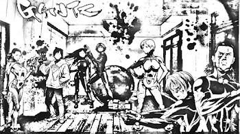Gantz 383/383 Manga Sevidor: Mega