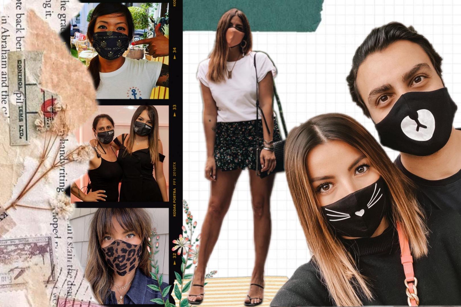 Beneficios de las mascarillas de tela personalizadas