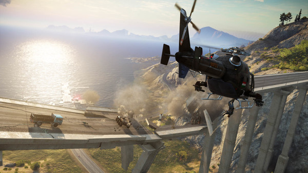Baixar Just Cause 3 PC