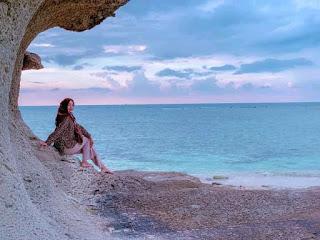 Wisata Pantai Goa Landak Di Lombok Barat