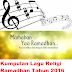 Kumpulan Lagu Religi Menyambut Ramadhan 2017