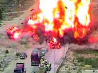 Ketika Tank Mesir Gilas Mobil Penuh Bom, Begini Aksi Dramatis Penyelamatan Dramatis 60 Orang Korban