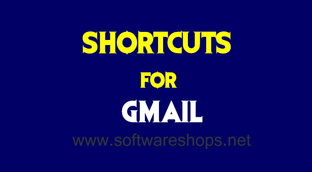 shortcuts for gmail