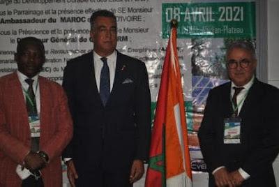 Abidjan -Energies Renouvelables au cœur du partenariat Maroc – Côte d'ivoire