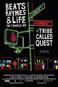 Poster Beats Rhymes & Life: The Travels of A Tribe Called Quest