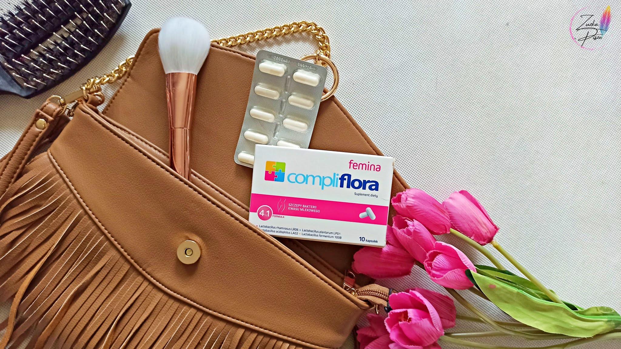 Compliflora Femina - suplement diety dla kobiet