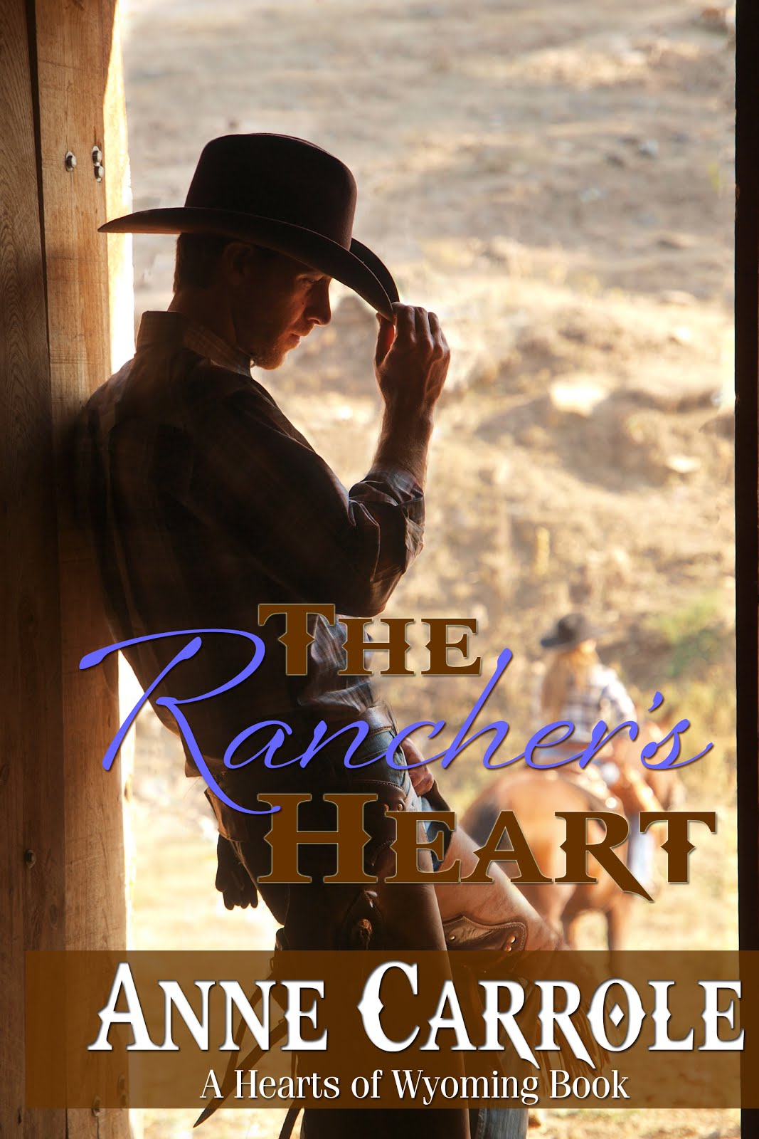 Hearts of Wyoming Book 3