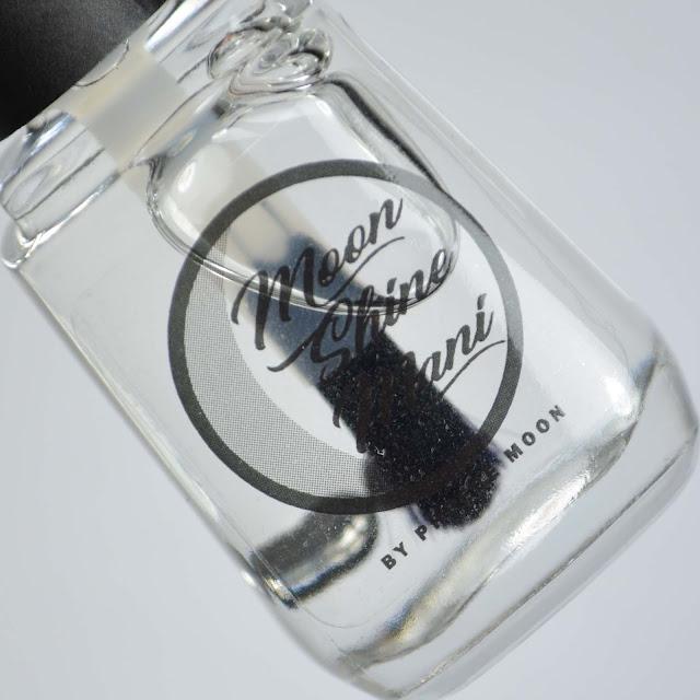 scented quick dry top coat