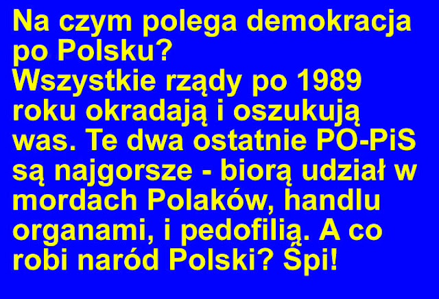 demokracja w polsce