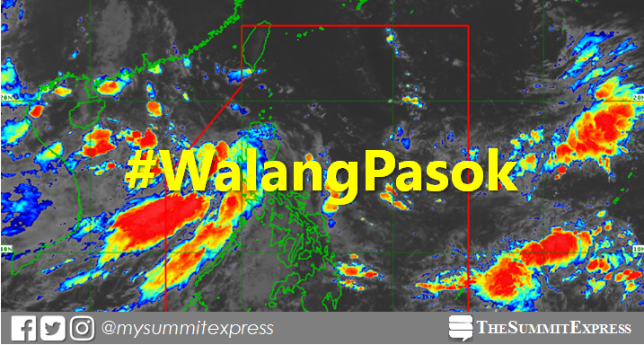 #WalangPasok: Class suspensions for Tuesday, July 30, 2019