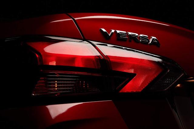 Novo Nissan Versa 2021 chega ao Brasil este ano - lançamento