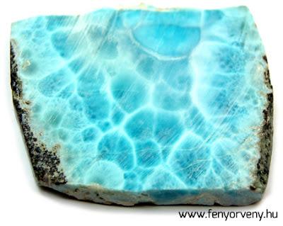 Kristálygyógyászat/Gyógyító kövek: Larimár (delfinkő)