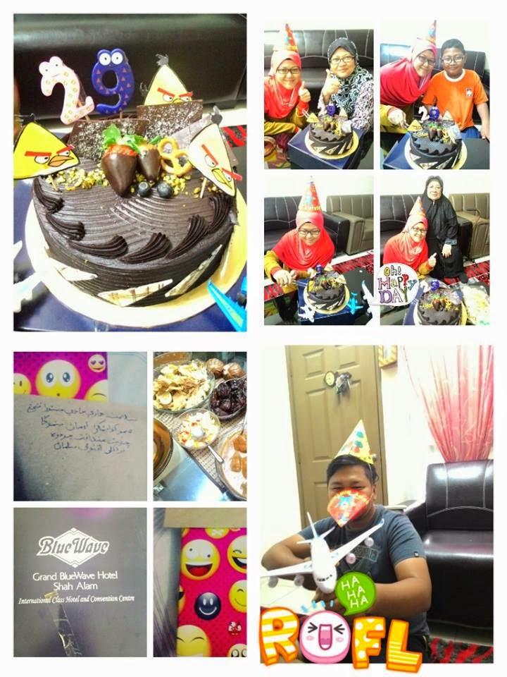 kek graviti, kek bantat, kek coklat graviti