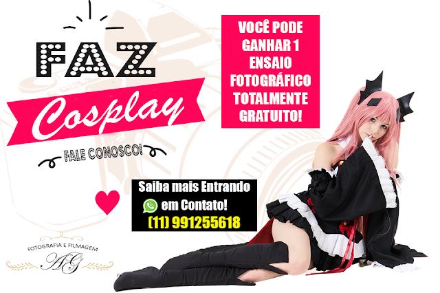 FAZ COSPLAY - FALE CONOSCO!