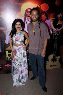 Shibani Kashyap Launches her Music Single led 24 Hours Irresponsible 048.JPG