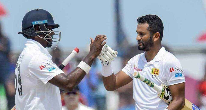 COMFORTABLE WIN FOR SRI LANKA IN THE GALLE TEST | 9 WICKETS FOR AKILA