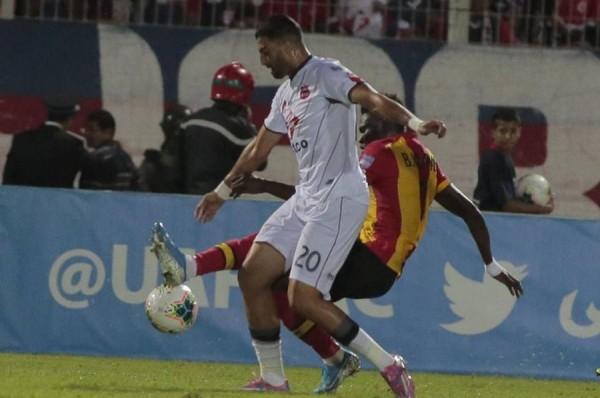 الترجي يفوز علي اولمبيك اسفي بهدف نظيف في دور ال16 من البطولة العربية