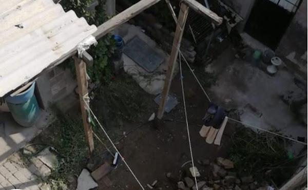 Localizan a familia enterrada en domicilio de Ecatepec, se teme lo peor