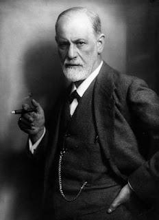 Portrait de Sigmund Freud - Max Halberstadt (1882-1940)