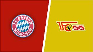 بث مباشر مباراة بايرن ميونيخ ضد يونيون برلين مباشرة في الدوري الألماني