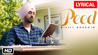 Peed Lyrics Meaning in Hindi Translation (हिंदी) - Diljit Dosanjh