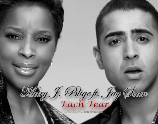 DOWNLOAD: Mary J Blige Ft Jay Sean Each Tear MP3 My Place