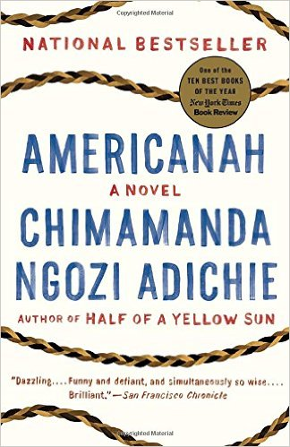 Chimamanda Ngozi Adichie, books, reading, authors of color, reading recommendations, book suggestions