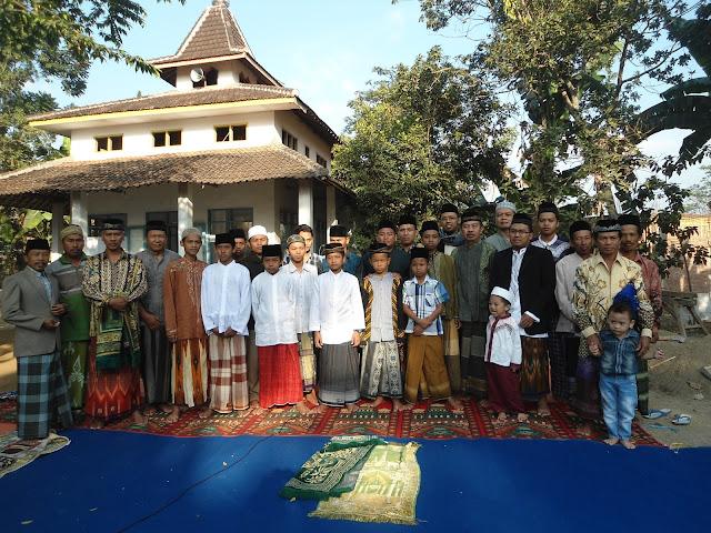 Santri, Ustad, Pengasuh dan Pengurus Pondok Modern Muhammadiyah Pakusari