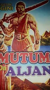 Mutum Da Aljan Book 2 Advanture Novel Document