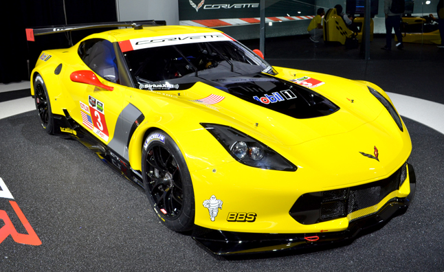 what do corvettes gt lmp, c7 gt3 and c7.r have in common