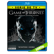 Game of Thrones (2017) Temporada 7 Completa BDREMUX HD 1080p Latino