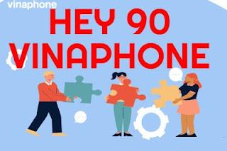 Gói Hey90 VinaPhone