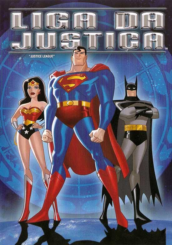 Liga da Justiça 1ª Temporada Torrent - WEB-DL 720p Dublado (2001)