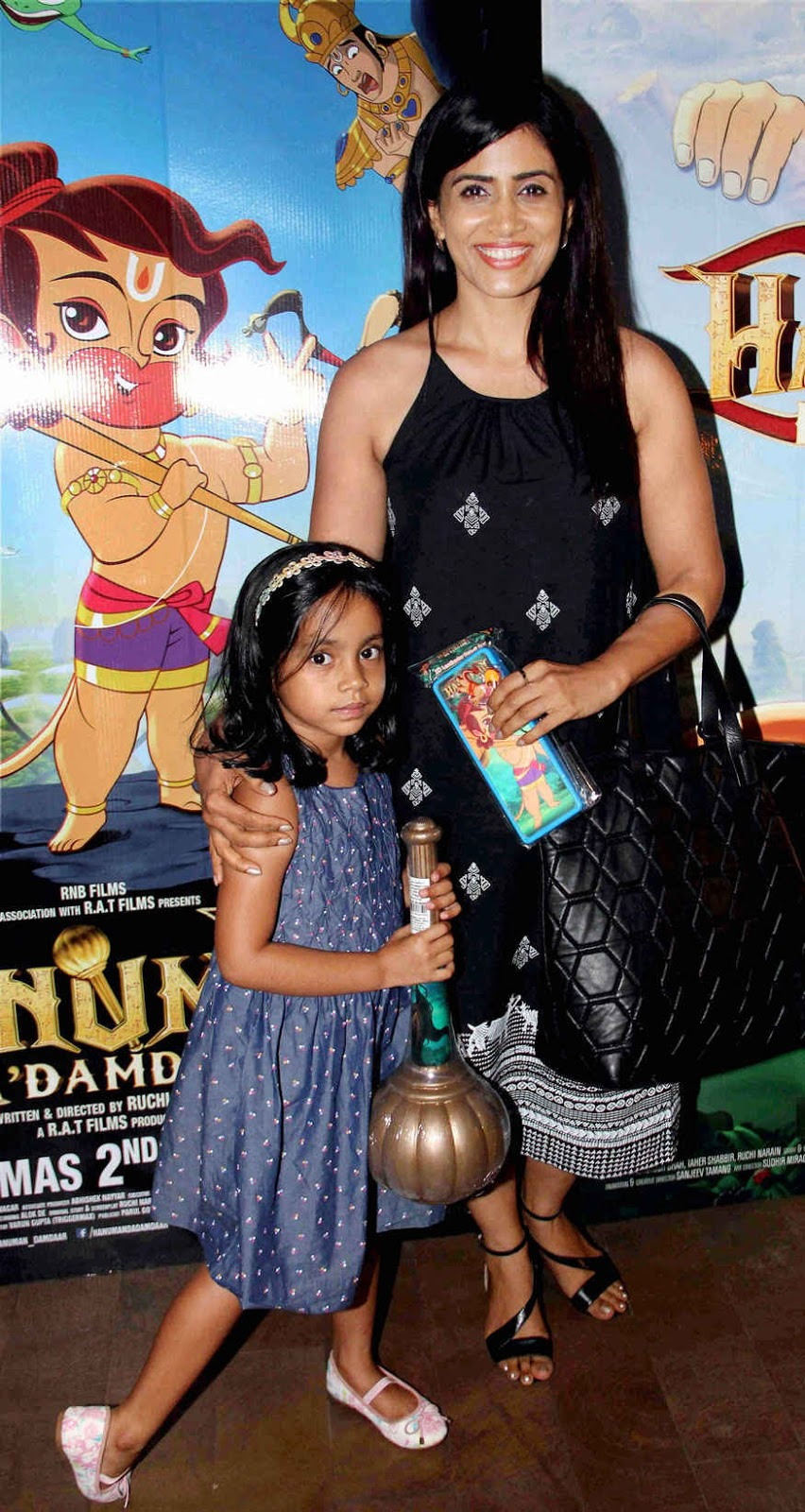 Kiran Rao at Screening of Movie 'Hanuman Da Damdaar'
