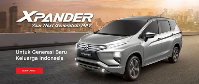 Mitsubishi XPander Bandung