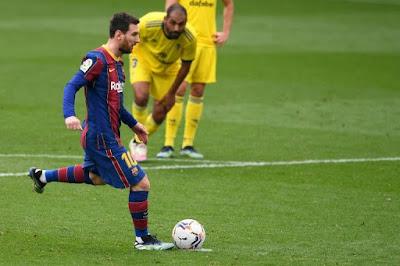 ملخص واهداف مباراة برشلونة وقادش (1-1) الدوري الاسباني