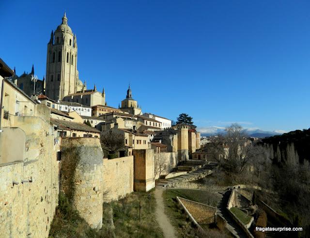 Catedral de Segóvia, Espanha