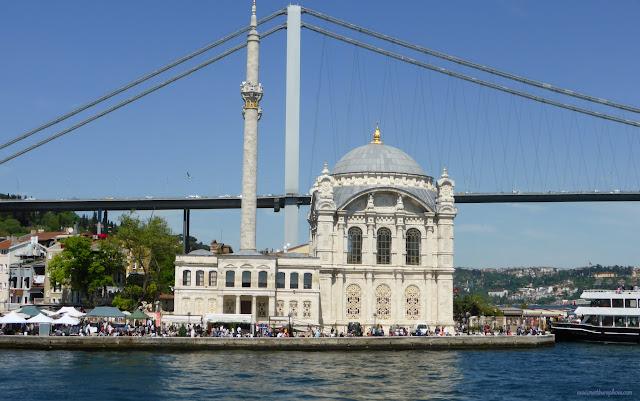 Okolo Bosporu, Istanbul, Turecko