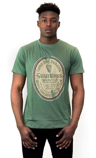 Mens Guinness Shirt