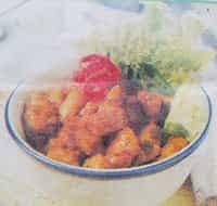 Cara Masak Ayam Nangkring Tumis Wijen Vegetarian
