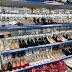 Nhập thiết kế lắp đặt kệ trưng bày giày dép toàn quốc