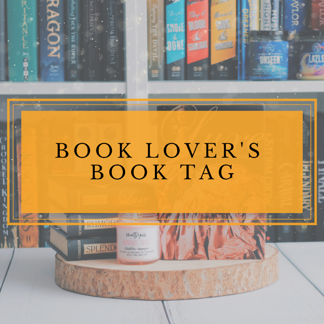 Book Lover's Book Tag