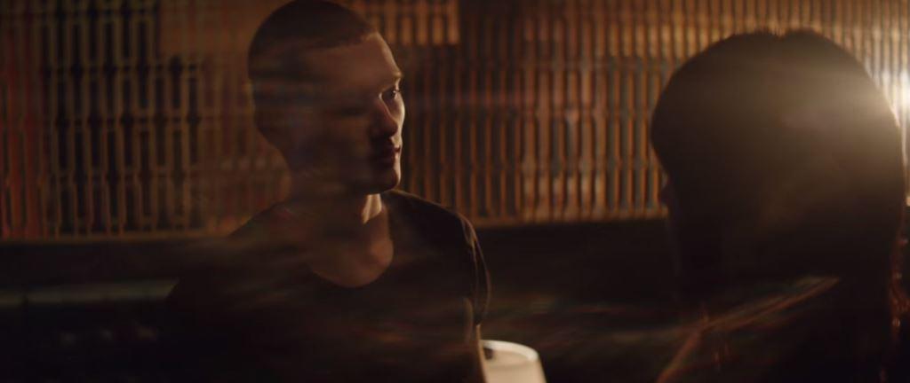 modella black opium profumo yves saint laurent testimonial spot pubblicita 2016