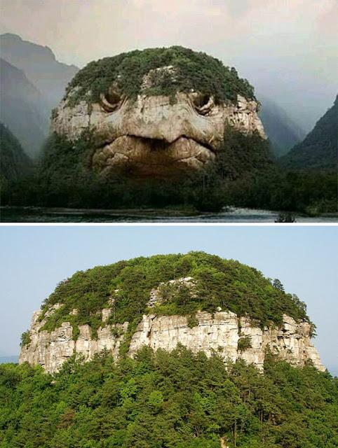 Gunung Kura-kura